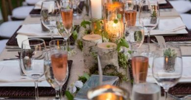 Food To Personalize Wedding