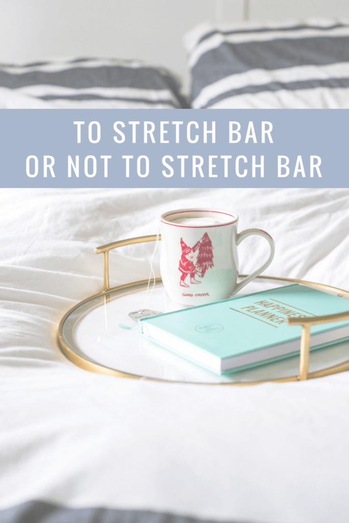 Stretch-Bar